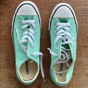 Converse chuck taylor ocean mint sneakers